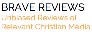 The Brave Reviews — Christian Book Reviews logo