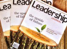 leadership journal free