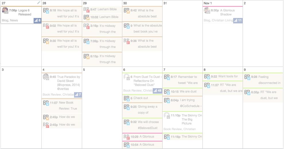 Coschedule for WordPress Screenshot 3