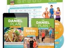 daniel plan in action dvd