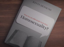 kevin deyoung homosexuality