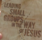 small groups jesus way book