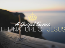 Gospel The Nature of Jesus