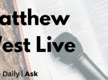 Matthew West Live Brave Daily