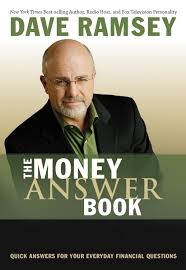 Review: The Money Answer Book by @DaveRamsey @RamseyShow #money