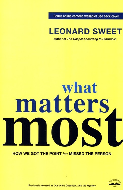 #whatmattersmost by @LenSweet