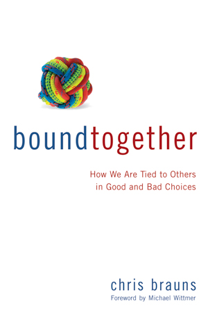 Bound Together by Chris Brauns [AUTHOR INTERVIEW]