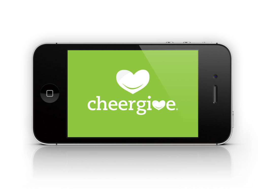 @Cheergive : The Simple Donation Tool