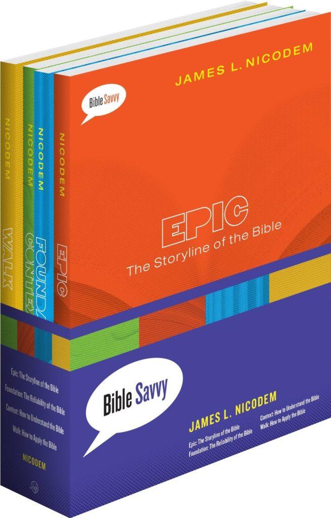BibleSavvy Series by Pastor J. Nicodem