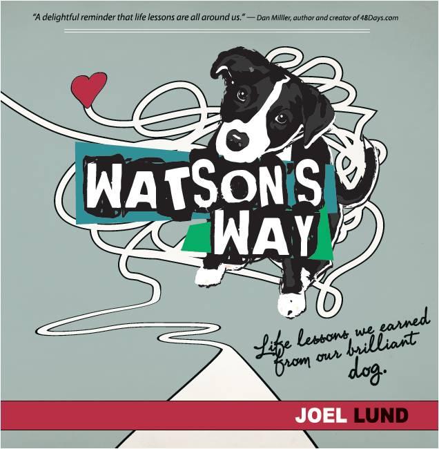 Watson's Way by Joel Lund (@PrepareForRain)
