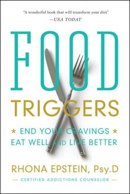 Monday Minute: Food Triggers by @RhonaEpstein, Psy.D @WorthyPub