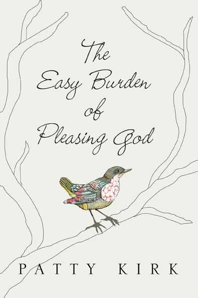 REVIEW: The Easy Burden of Pleasing God by Patty Kirk @AmateurBeliever @IVPress @AbbyNetti