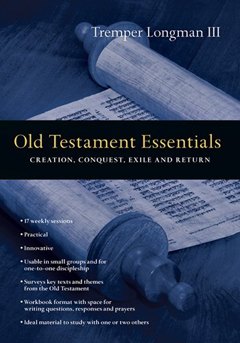 Monday Minute: Old Testament Essentials by Tremper Longman III @IVPBooks