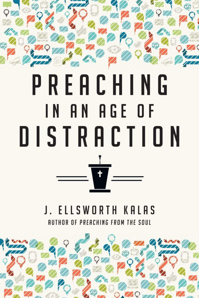 Flash Friday Book Giveaway | Preaching in an Age of Distraction