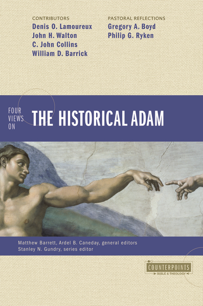 Four Views on the Historical Adam @Zondervan @mike_reynolds