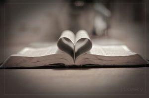 bible book heart