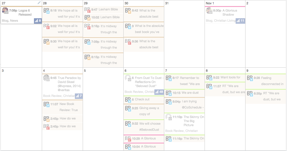 Coschedule for WordPress Screenshot 3