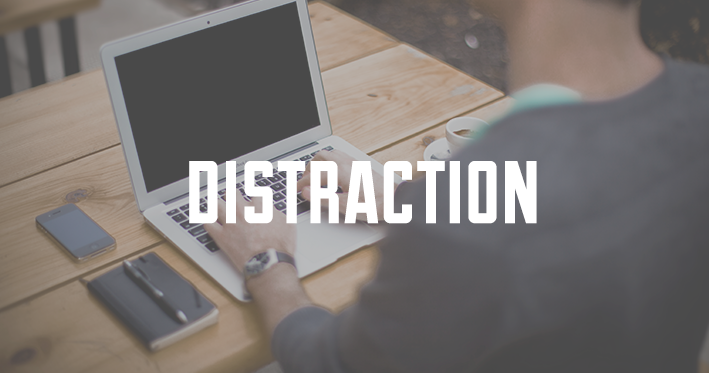 Preaching in the Age of Distraction by J. Ellsworth Kala (Monday Minute)