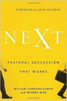Next Pastoral Succession