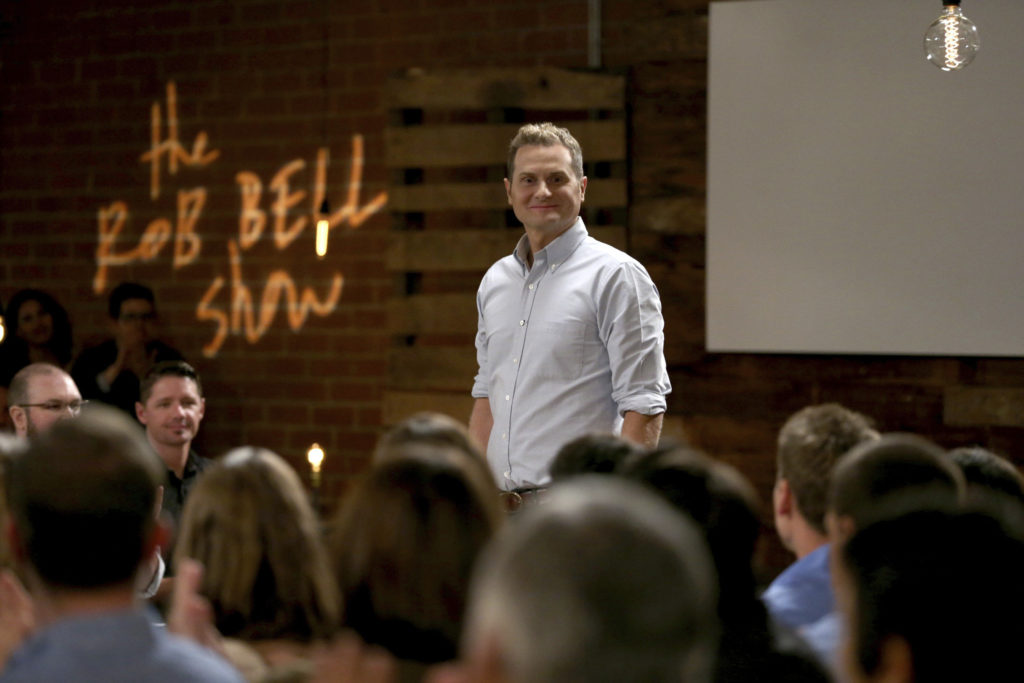 Exclusive Clips from The Rob Bell Show