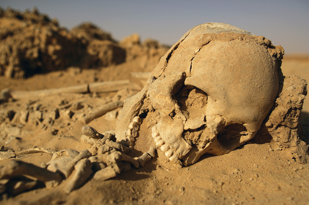 Genocide and the God of the Old Testament