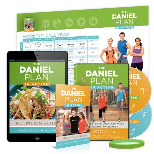 Daniel Plan In Action DVD Set