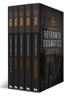 reformed dogmatics geerhardus vos