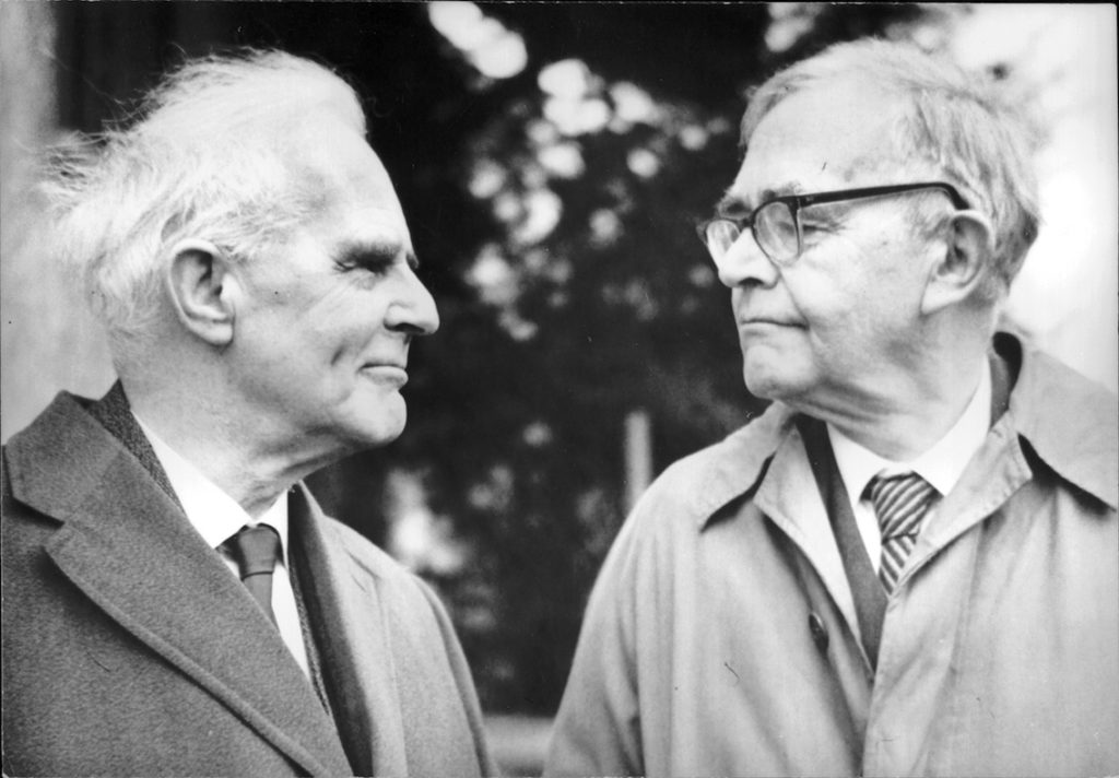 Barth and Brunner Discuss Natural Theology