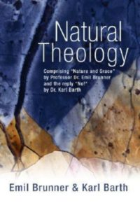 natural theology barth