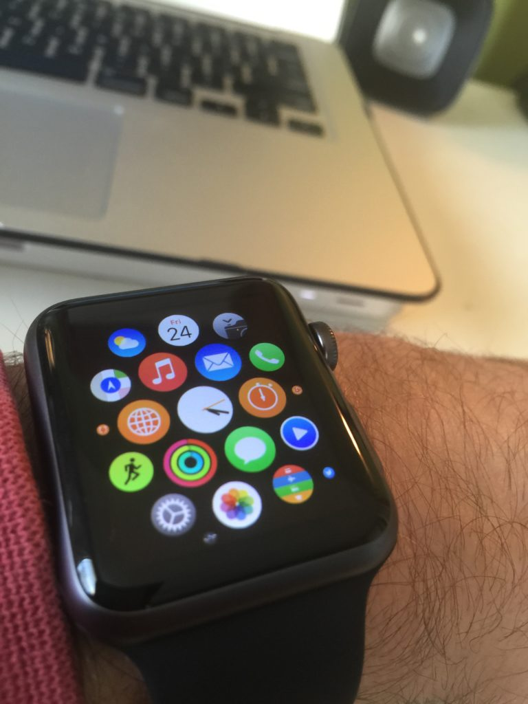 First 24 Hours With the Apple Watch