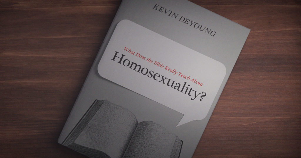 New Book: What the Bible Really Teaches on Homosexuality