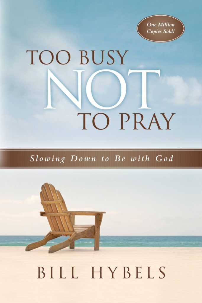 Too Busy For Prayer