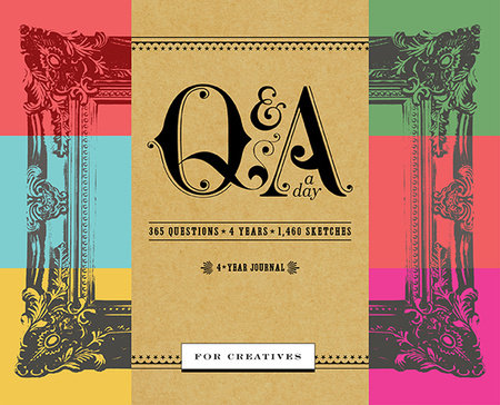 Journal Review: Q & A a Day 4-Year Journal for Creatives