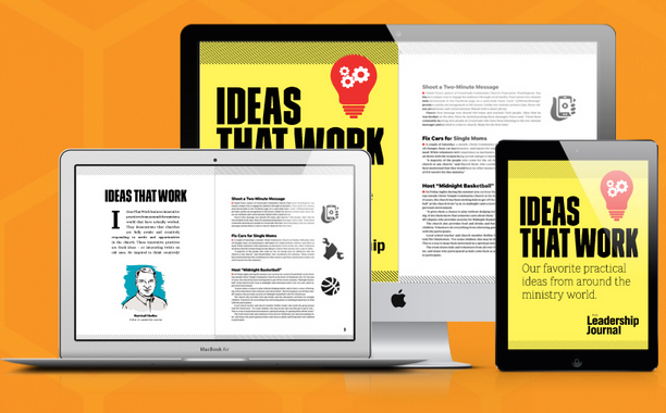Free eBook: Ideas That Work!
