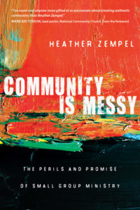 community is messy heather zempel