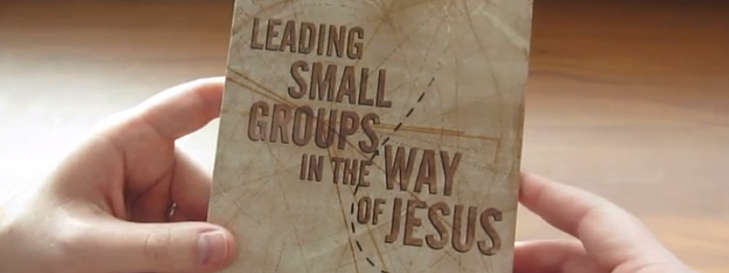 Small Groups In The Way Of Jesus, A Review