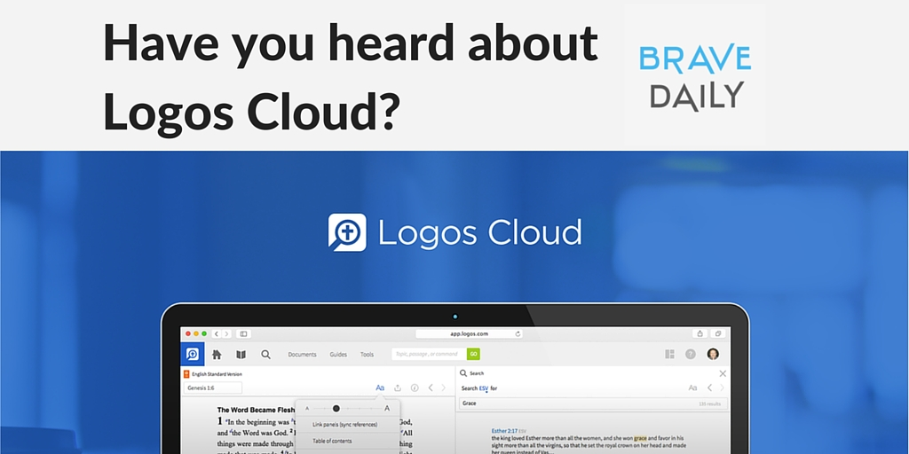 Logos Cloud could be yours FREE! @LogosCloud