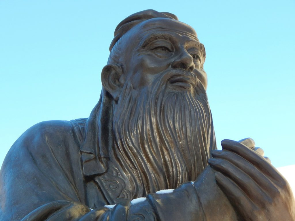 Learning About the Way of Jesus from Confucius