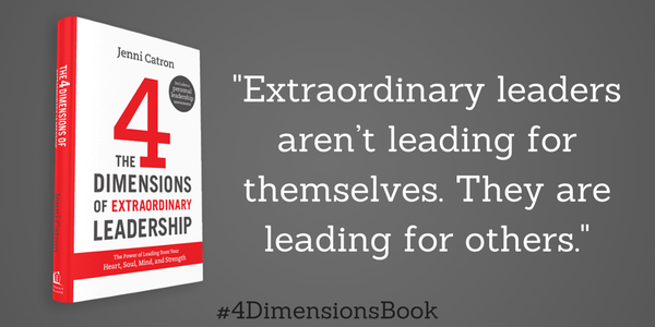 leadership - dimensions of extraordinary leadership