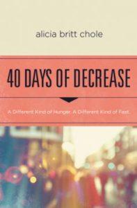 decrease book