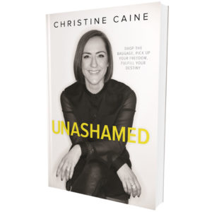 Unashamed Christine Caine