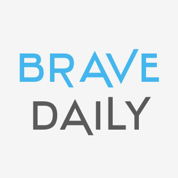 Brave Daily Logo