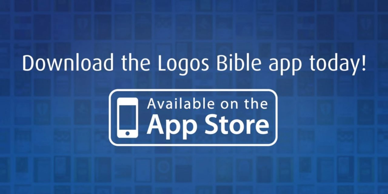 Logos Bible Software Smartphone App