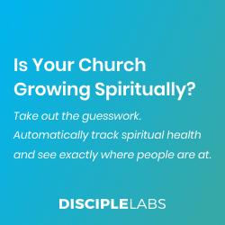 Disciple Labs - Spiritual Growth