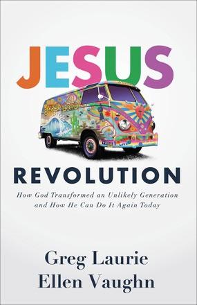 Jesus Revolution Greg Laurie