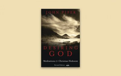Book Review of Desiring God by John Piper