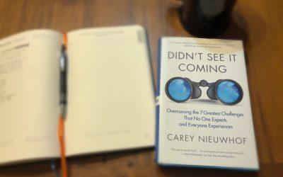 Didn't See it Coming by Carey Nieuwhof