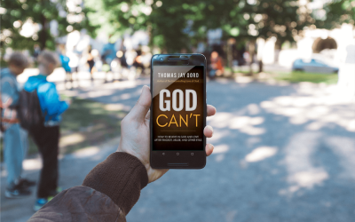 God Can't: How to believe in God and love after a tragedy, abuse, and other evils