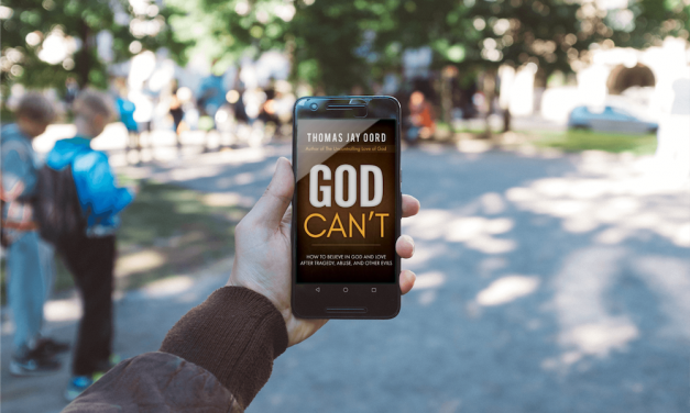 God Can't: How to believe in God and love after a tr​agedy, abuse, and other evils