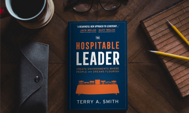 The Hospitable Leader by Terry A. Smith